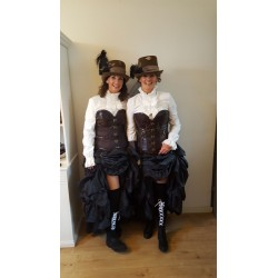 Steampunk Sisters